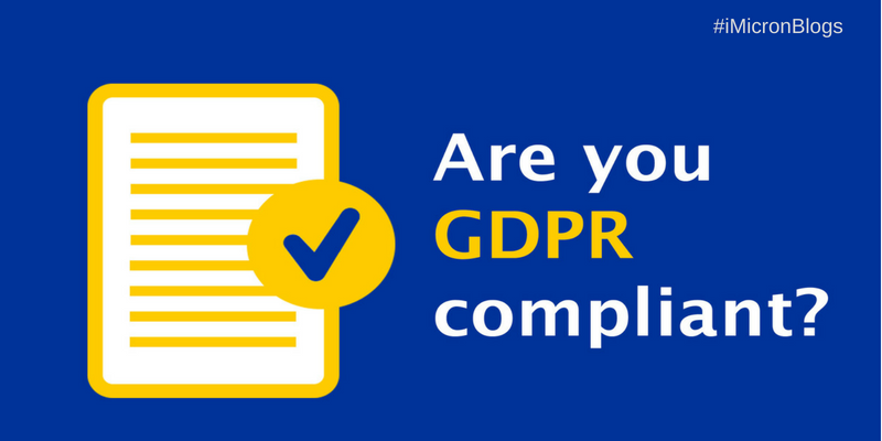 GDPR and cloud computing